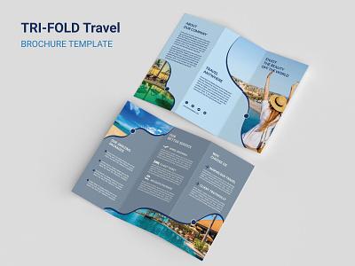 Travel Brochure template stylish