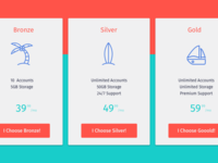 DAILY UI* - Pricing