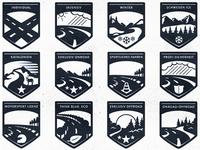 Volkswagen Badges