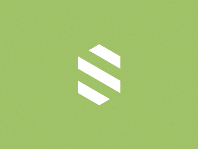 S mark s mark logo vector grid branding simple letter geometrical