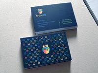Triskele Biz Cards