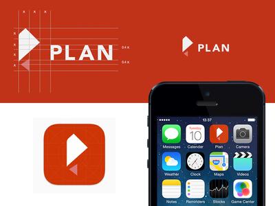 Plan Logo / App Icon