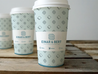EB Coffee Cups