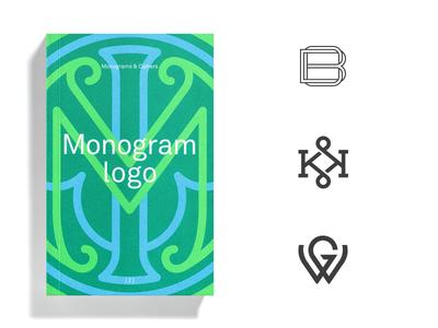 Monogram Logo Book