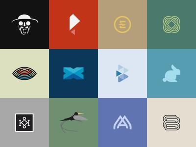 Logos 2014 logo branding behance portfolio selection logotype mark vector logos