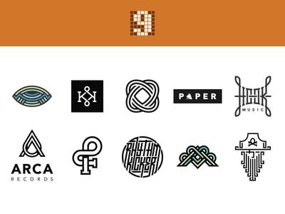Logolounge 9 Selection selection logo book logolounge