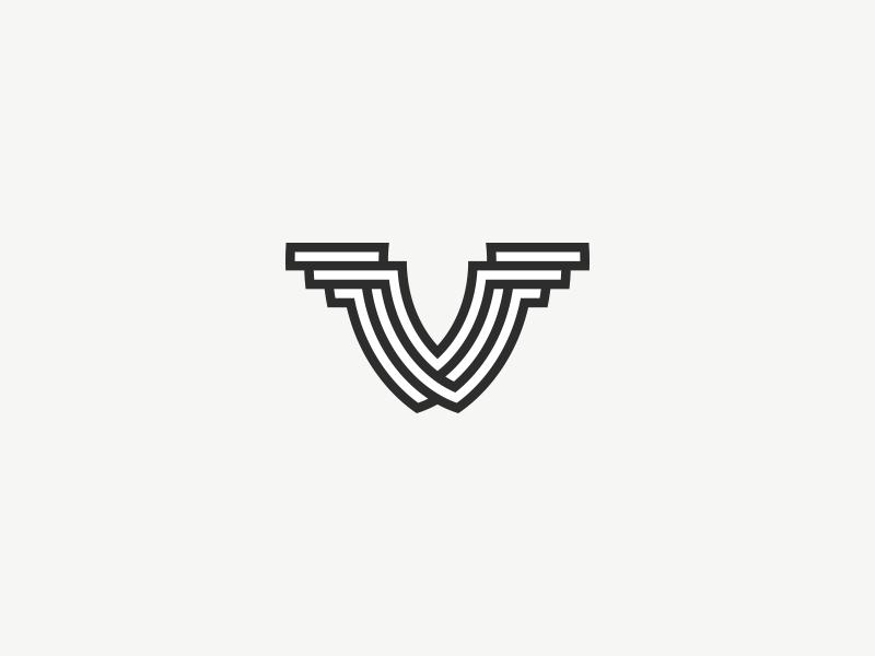 Twisted V