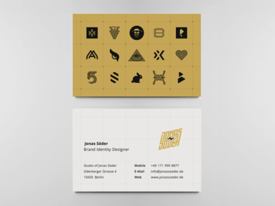 Business Cards 2020