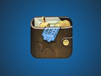 Financial app main icon