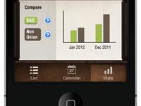 Stats screen
