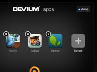 Devium Apps Edit