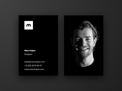 New business cards identity card identity branding and identity branding logo black  white black clean