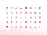 Seo icons full 4x