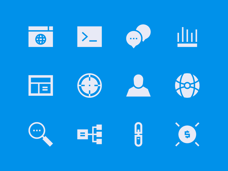Seo Icons (Solid) icon iconography line ui ux user interface iconset button app