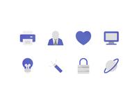 Random Internet Icons