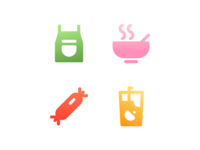 Lets Get Cooking Icons