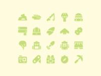 Traveler Icons