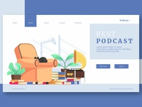 Best Podcast Landing Page