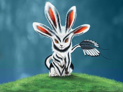 Nvidia Studio Challenge illustration challenge contest nvidia photoshop mascot design