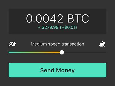 Day  #7: Settings www.dailyui.co money withdraw bitcoin playoff settings day7 dailyui