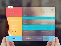 Digital menu bigger