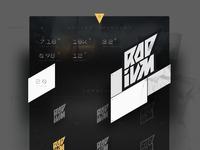 Radium logo explorations pixels
