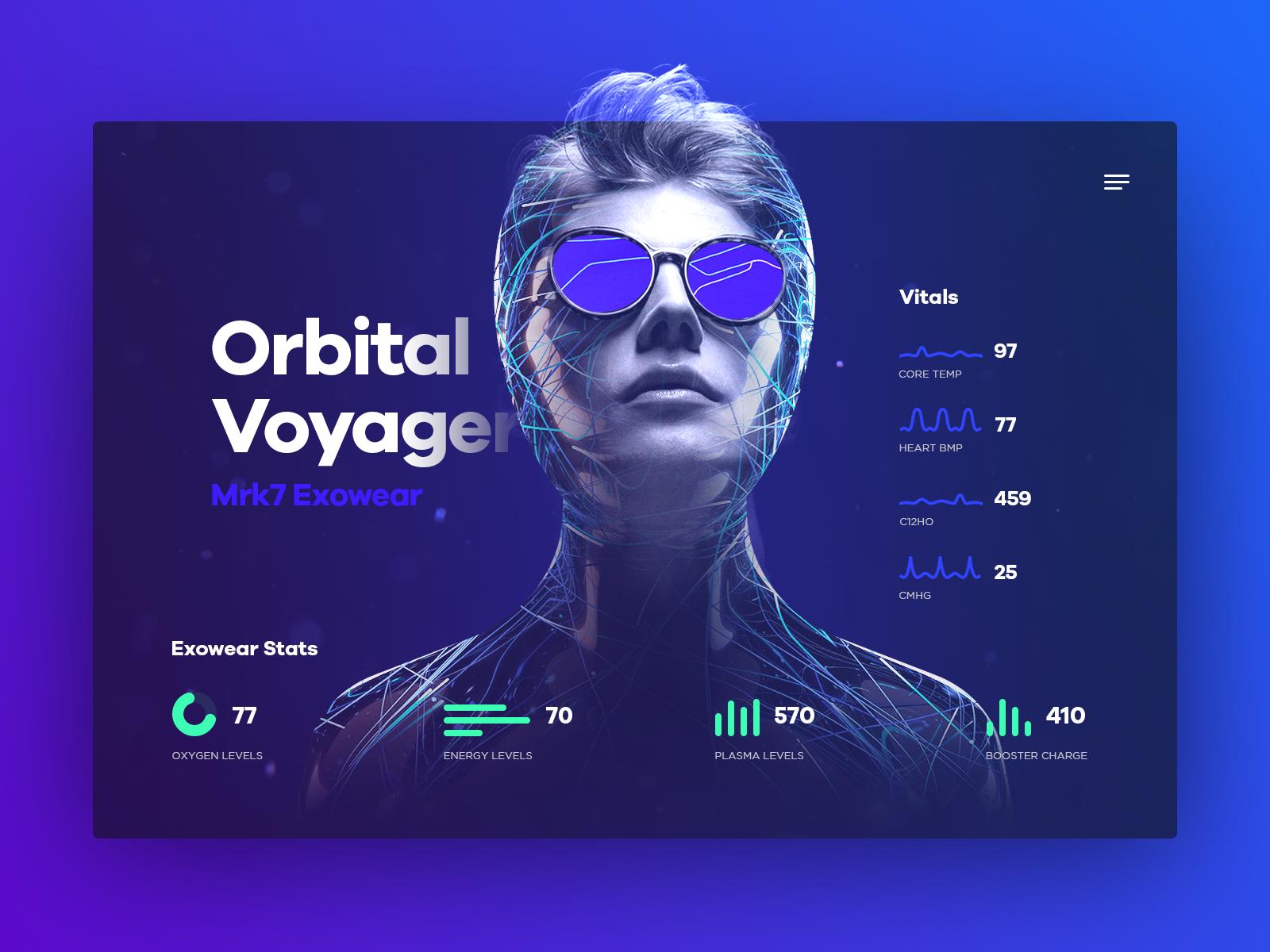 Orbital voyager large