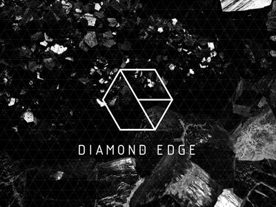 Diamond edge logo