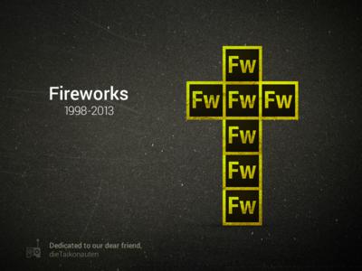Goodbye Fireworks