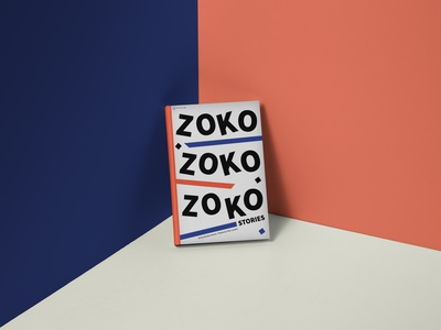 A5 Hadcover Book Mockup