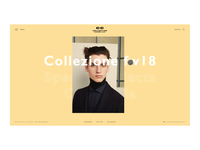 Corneliani - Collection Page