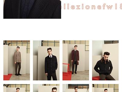 Corneliani - Item Page art direction webdesign website ecommerce fashion online store web gif principle store fashion store design digital ui ux creative corneliani interaction animation animated