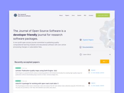 Journal of Open Source Science