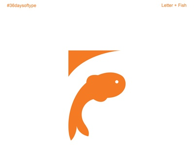 Letter F logo letterfdesign