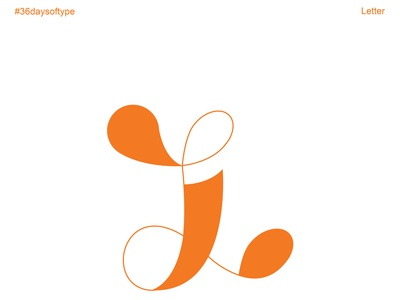 Letter L graphic design flat vector typography logo minimal illustrator illustration design branding