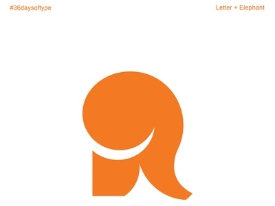 Letter R graphic design flat vector typography minimal logo illustrator illustration design branding