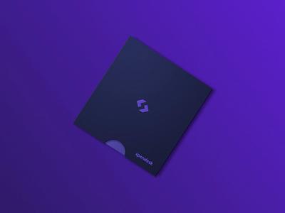 Spendesk New Packaging spendesk after effect 3d animation fake 3d identity branding design plastic card packaging design packaging