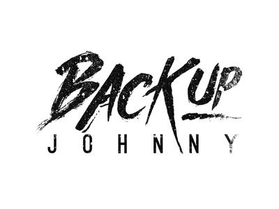 Backup Johnny band logo