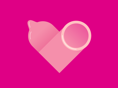 #StandwithPP pink sex protection love condom planned parenthood