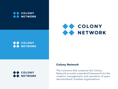 Colony Developer Product Suite