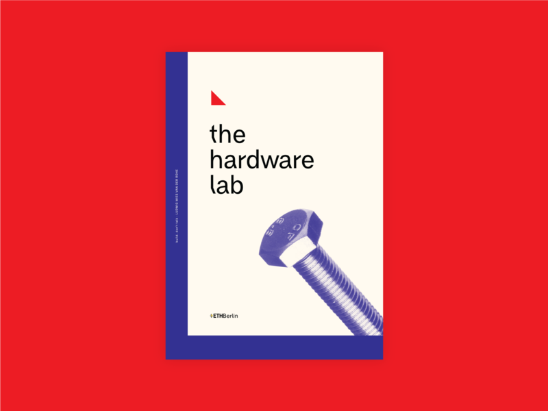 EthBerlin 2019 The Hardware Lab gropius purple metal tool bolt blockchain crypto softeware hardware lab berlin bauhaus poster designer poster design screw