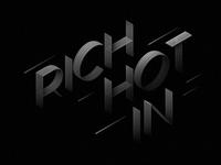RICH HOT IN (Richie Hawtin)