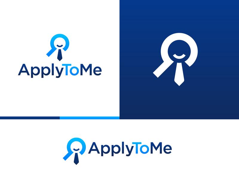 ApplyToMe - Logo Design