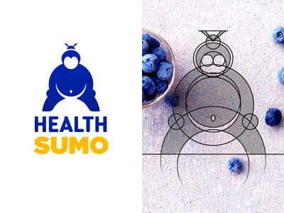 Health Sumo - Logo Design