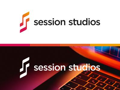 Session Studios - Logo Design