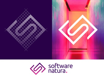 Software Natura - Logo Construction