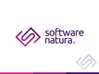 Software Natura - Logo Design