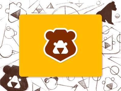 Grizzly - Logo Design Sketch