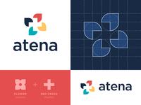 Atena - Logo Design