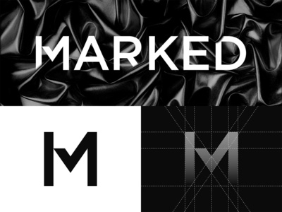 Marked - Logo Design